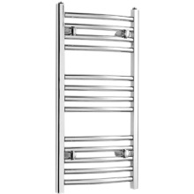 SureGraft Curved Chrome Towel Rails