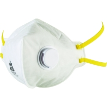 Suregraft Folded P3 Valved Dust Mask