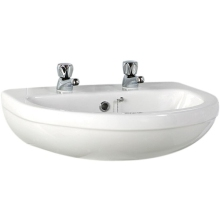 SureGraft Harmony 550mm Basin White
