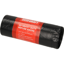 Suregraft Heavy Duty Rubble Sack Pack 20