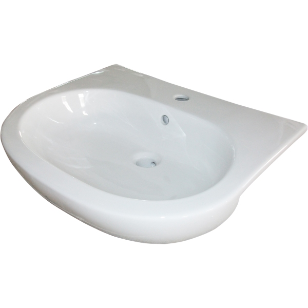 Suregraft Laredo Semi-Recessed Basin 560mm