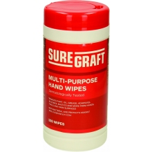 Suregraft Multipurpose Handwipes x100