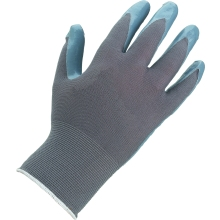 Suregraft Nitrile Foam Wet Handling Gloves Size 9