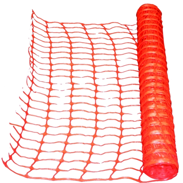 Suregraft Orange Barrier Fencing 1 x 50m