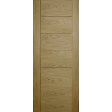 "Suregraft Palermo Oak Veneer Door 762 x 1981 x 35mm (2'6"" x 6'6"")"
