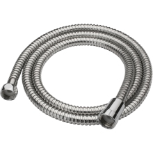 Suregraft Stainless Steel Shower Hose Chrome 1.75m