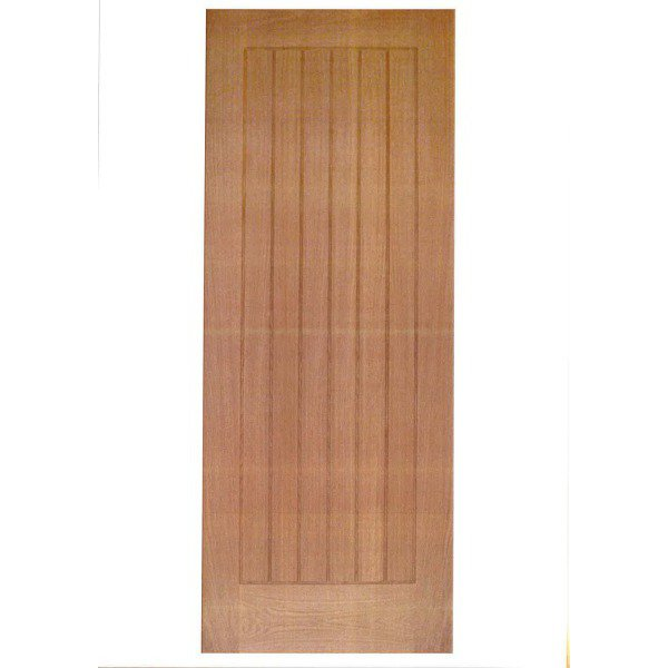 "Suregraft Suffolk Oak Veneer Door 838 x 1981 x 35mm (2'9"" x 6'6"")"