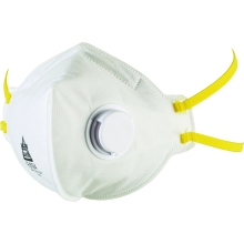 SureGraft Valved Mould Dust Mask P3 (Pack of 5)