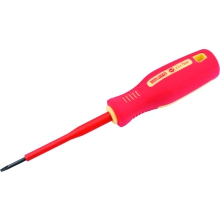 Suregraft VDE Plain Slot Screwdriver 100 x 4mm