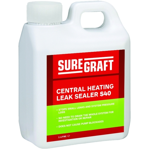 Suregraft Water Treatment Chemicals 40 Leak Sealer