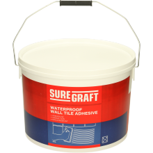Suregraft Waterproof Tile Adhesive 10L