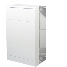 Suregraft WC Unit 600 x 300mm Gloss White