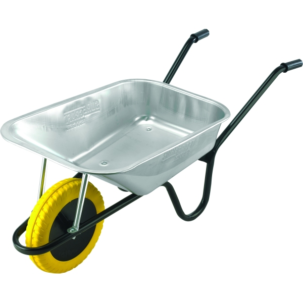 Suregraft Wheelbarrow 120L with Puncture Proof Wheel