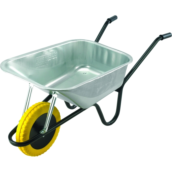 Suregraft Wheelbarrow 120L with Pneumatic Wheel