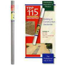 TDP115 Non Woven Geotextile Handipack 4.5m x 11.1m