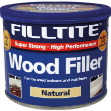 Tembe 1kg Filltite Wood Filler F18103