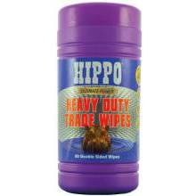 Tembe Hippo Heavy Duty Trade Wipes 80 pack