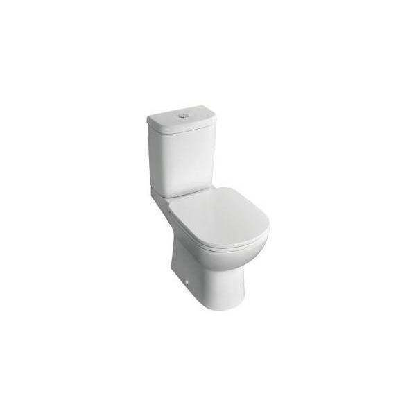 Tempo Close Coupled Cistern Dual Flush