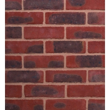 Terca Bricks 65mm Rudgwick Multi Red Brick