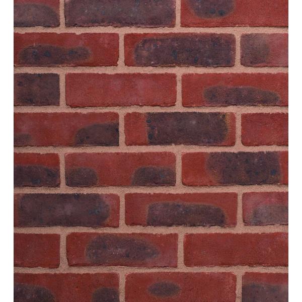 Terca Bricks 65mm Rudgwick Multi Red Brick Buildbase