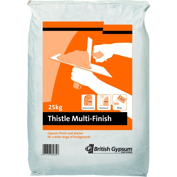 Thistle  Multi-Finish Plaster 06058/8