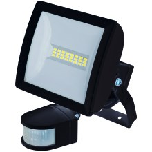 Timeguard LEDX10PIRB 10W LED Floodlight with PIR