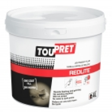 Toupret Redlite - Fast drying Lightweight filler 1ltr