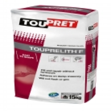 Toupret Touprelith F - Masonary repair filler 5kg