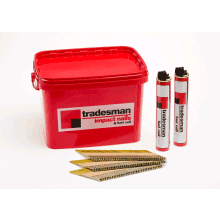 Tradesman Galvanised Nail/Fuel Handy Pack