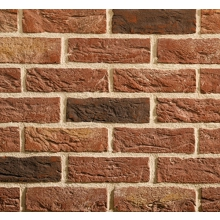 Traditional Brick & Stone 65mm Facing Audley Antique Brick