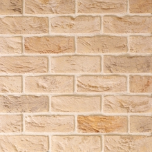 Traditional Brick & Stone 65mm Facing Shelford Cream Brick