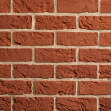 Traditional Brick & Stone 65mm Hastings Red Facing Brick