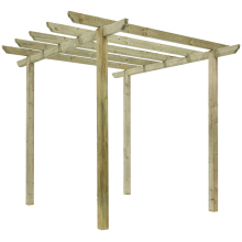 Traditional Pergola 2798x270x270mm