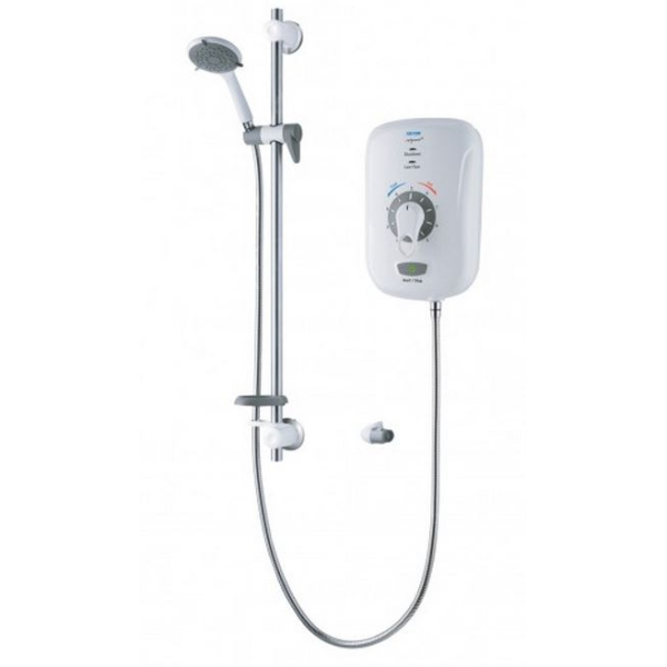 Triton Safeguard + 8.5kw Electric Shower 8.5kw Electric Shower with Grab