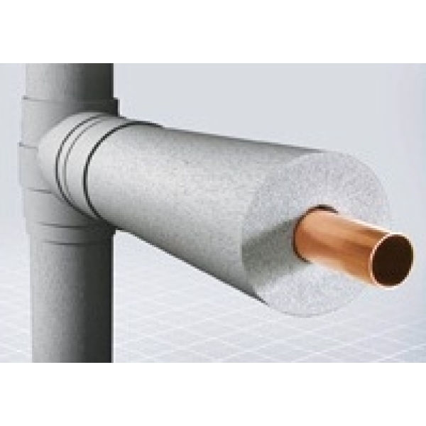 Tubolit Pipe Insulation 15mm X 25mm 2m Length