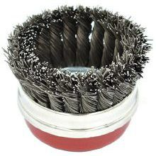 Twist Knot Cup Brush 0..5mm