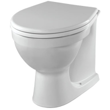 Twyford Alcona Back To Wall WC Pan White