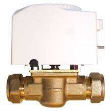 UFH 2Port Motorised Valve 125mm