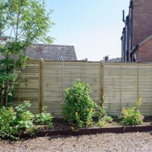 Ultimate Lap Fence Panel