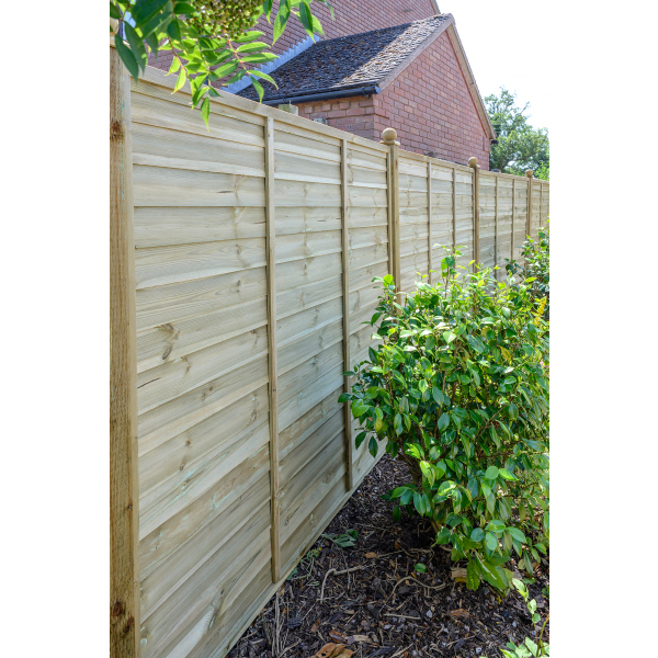 Ultimate Lap Fence Panel 1.80m
