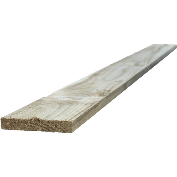 Unseasoned treated timber 22 x 150mm
