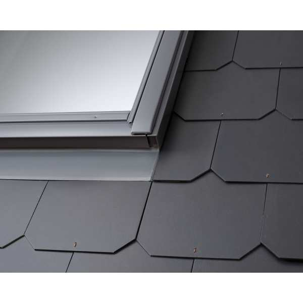velux single slate flashing 114x118. Black Bedroom Furniture Sets. Home Design Ideas