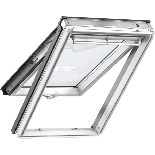 Velux Top Hung Roof Window White Painted 114 x 118cm GPL SK06 2070