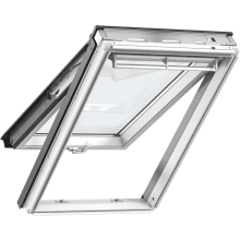 Velux Top Hung Roof Window White Painted 134 x 98cm GPL UK04 2070