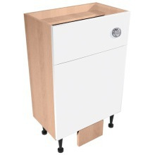 Vio Back to Wall Toilet Unit inc. Cistern 600 x 290 x 835mm Eden Cashmere Gloss Cashmere