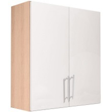 Vio Double Door Wall Unit 600 x 175 x 660mm Eden