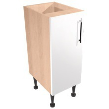 Vio Single Door Base Unit 300 x 200 x 835 Eden