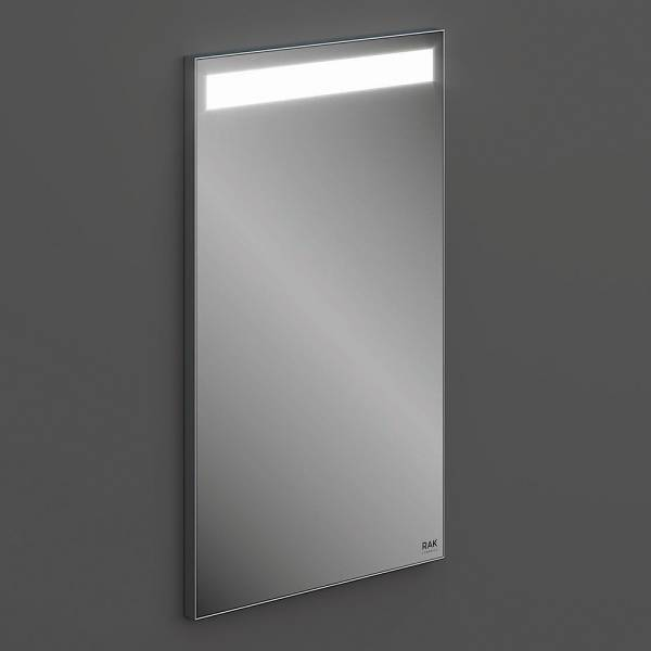 Wall Hung Mirror LED and Demist 40x68cm