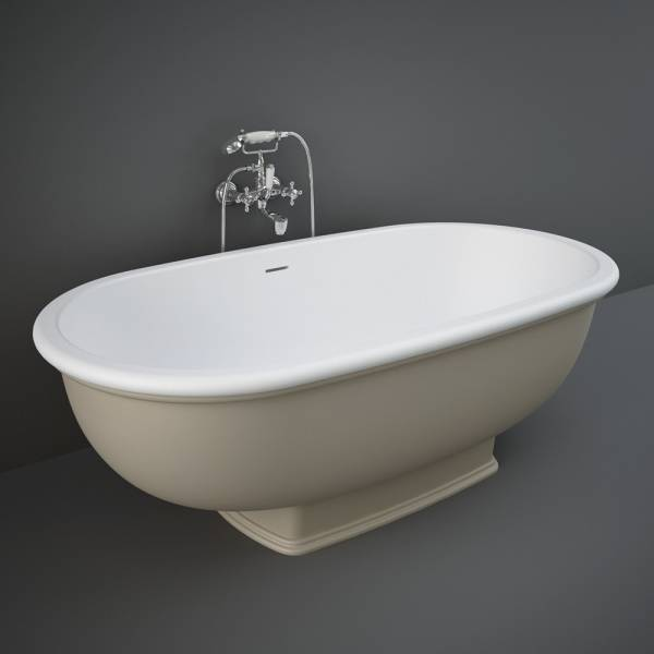 Washington Freestanding Bath Tub Cuppuccino