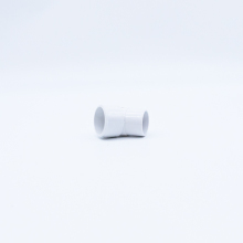 Waste ABS Spigot Bend 45 White 32mm